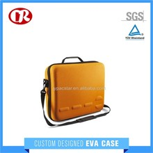 Equipped with straps customized portable multi-function eva laptop bag