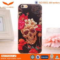 Beatiful Mobile Phone transparent Case external battery case for iphone 5s cover