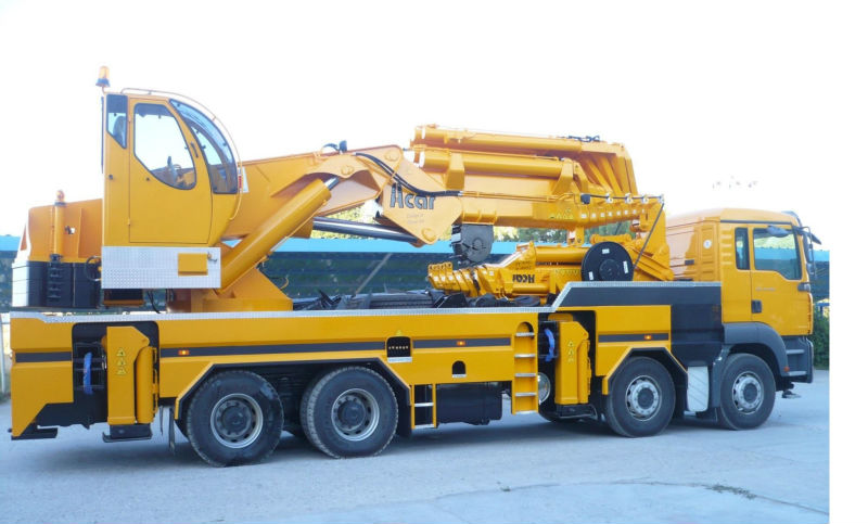 AC 285 TM-KC Truck Mounted Knuckle Boom Crane