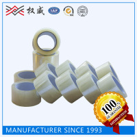SGS and ISO9001 certificate transparent bopp film packaging tape