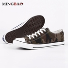 Wholesale Custom Classic Canvas used mens shoes