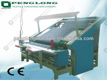 hot sale in stock Europe ce approve printing and dyeing new type fabric inspection machine with passage