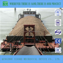 Sand transportation barge/vessel