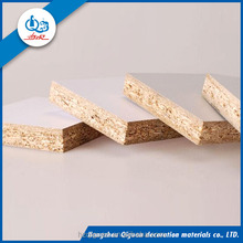 Solid Wood Melamine Paper Faced 18mm Raw Particle Board