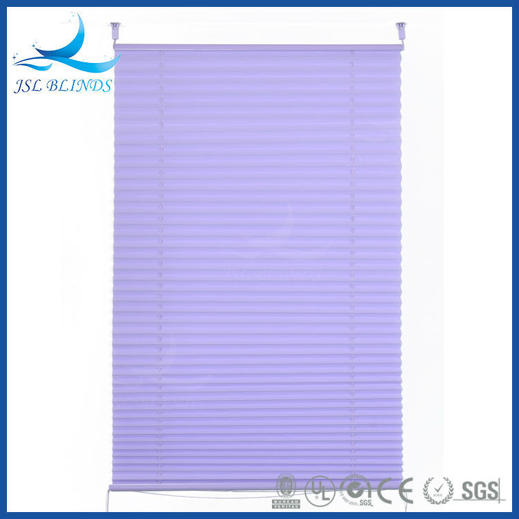 Guangzhou Wholesale Electrical Custom Made Plissee Curtains Drapes