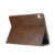 Luxury Tablet Magnet Hand Clip Wallet Genuine Leather Stand Flip Case For iPad Pro 11 Inch 2018 With Pen Slot