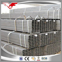 Hollow Section Construction Square Steel Tube