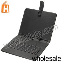 9.7 inch Micro USB 2.0 Keyboard Case for Tablet PC