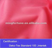90% polyester 10% spandex fabric wholesales for ladies under garments and lady lingerie fabric