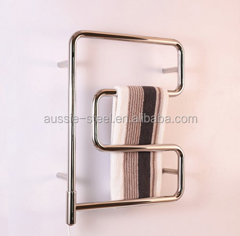 High Durability Bathroom Accessories Names Heated Towel Warmer