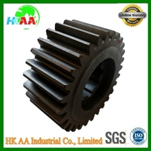 Custom design service factory supplier steel material spur gear, stainless steel small spur gear