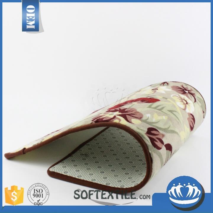 aliexpress China microfiber memory foam bath mat made in China