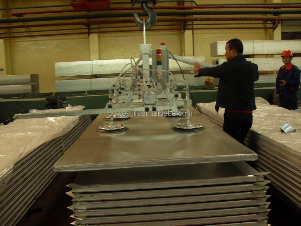 Panel Lifting Devices : Vacuum lifting device for sheets panels buy