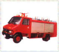 Small Water Tender Car