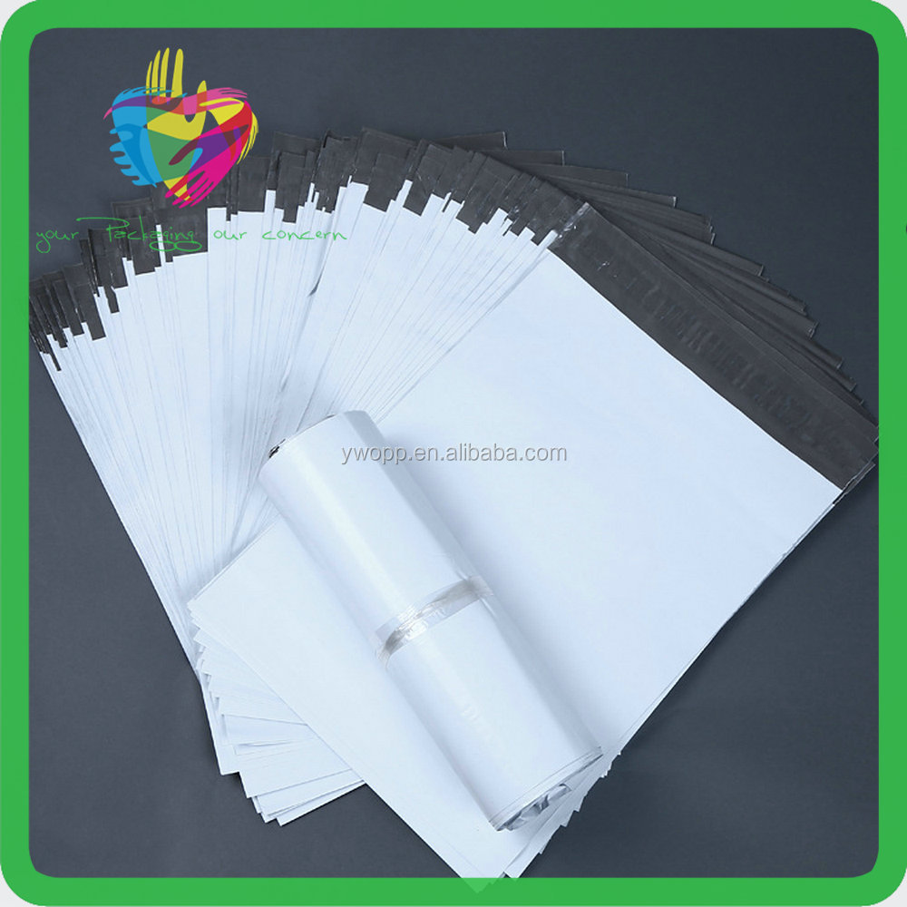 Yiwu China self-adhesive cheap custom mailing plastic carry bag design