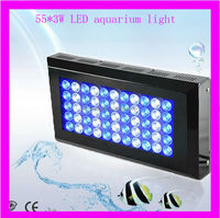 2014 new design 4851lm evergrow it120 120w led aquarium light with timer