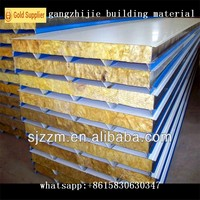 interior exterior EPS sandwich panel eps foam wall metal panel