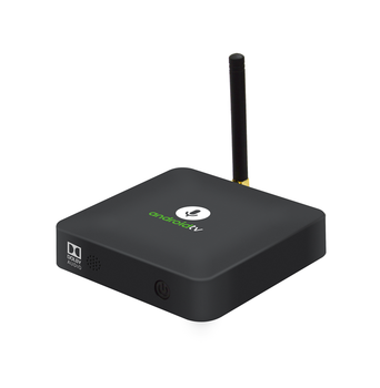 S905X 2GB 16GB TV Box KM8 ATV 64bit Android 8.0 google Certified support voice search built in wifi adapter 4k tv box