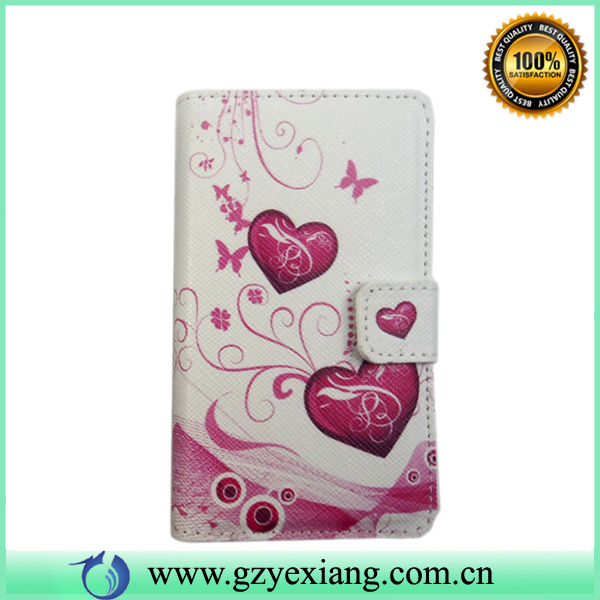 Wholesale factory price leather skin smart covers for samsung galaxy s2