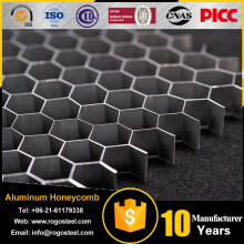 Aluminum foil thickness 0.04mm-0.2mm exhibition boards cardboard honeycomb finish felt with certificate