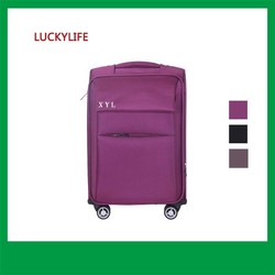 2016 new china cheap duffle single trolley wheel backpack bags luggage