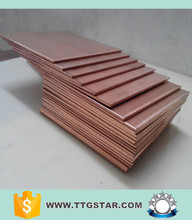High Quality Pure TP1 / C12000 Decorative Copper Plates