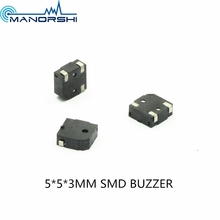 Small 5 * 5 * 3mm Mini SMD Buzzer for Intelligent product
