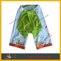 Lively -Wholesale sportswear custom cycling team Sublimation Compression Triathlon tight