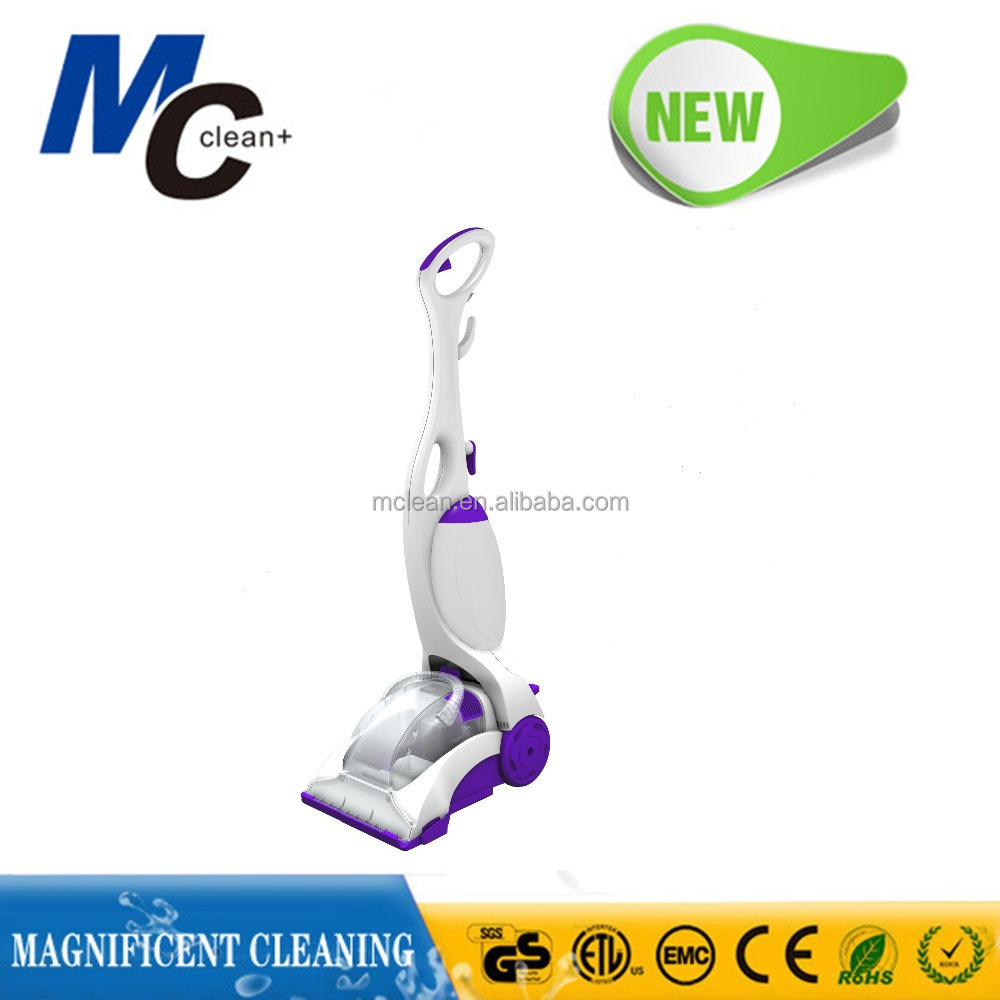 VC9387 upright vacuum cleaner carpet cleaning machine with rotation brush