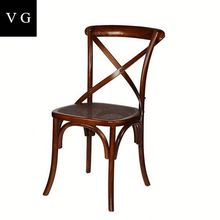 High Quality Oak wedding wooden dining chair