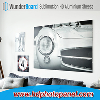 Sublimation Aluminum Metal Photo White Blanks Sheet A4