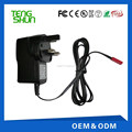 TengShun smart 6v1a 12v500ma sealed lead acid battery charger