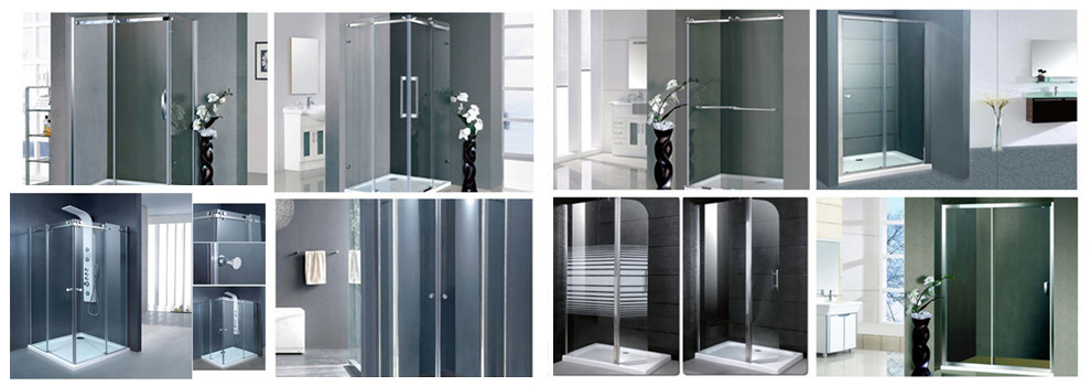DOMO aluminum glass sliding doors