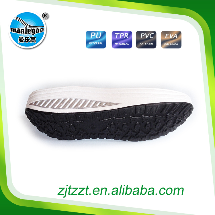 LADY FLAT SHOE SOLE PU