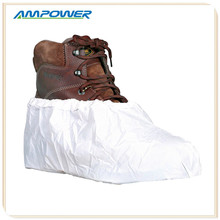 Factory Price Yellow clean room single use boot cover