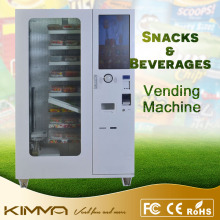 Warm Food , Noodles Vending Machine with Elevator