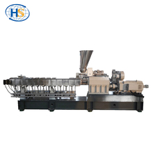 Haisi Plastic Double screw extruder or Stretch Film Machine for plastic manufacture