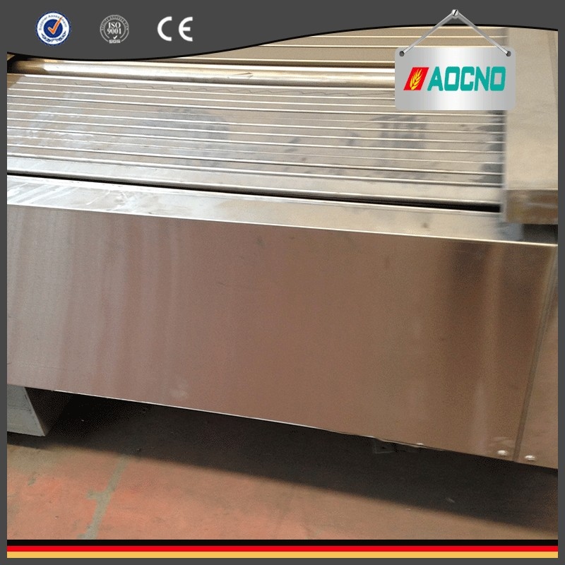 2017 hot style air dry oven shrink tunnel of CE Standard