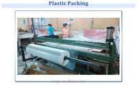 pe film white for mattress packaging transparency