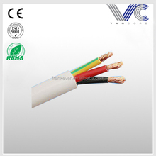 13mm Three cores Power Cable/various types of xlpe and pvc insulation power cable