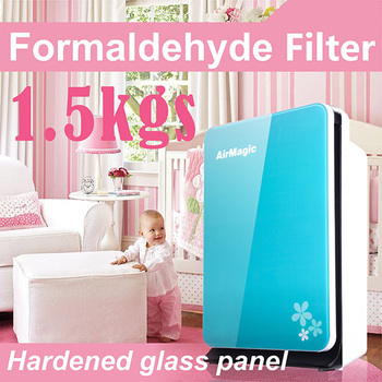 Air Magic new product air refresher PM2.5 filter formaldehyde dispelling home air purifier