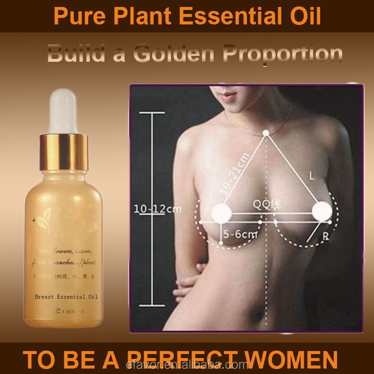 Perfect Lady Breast Enlargenment Massage Oil Compound Essence Oil