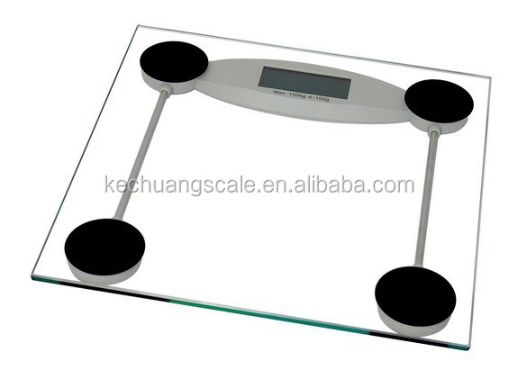 Electronic Digital personal body weight bathroom scales 180kg