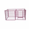 Large protable panel heavy duty pet playpen dog exercise pen