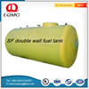 Lowest price 10000l double walled underground fuel storage tanks