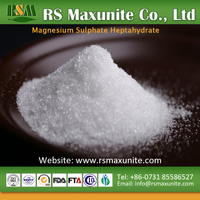 Agriculture Grade Bitter Salt Magnesium Sulphate Heptahydrate MgSO4.7H2O epsom salt