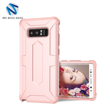 Wholesale Hard plastic PC TPU bulk Cell Phone Case for Samsung Galaxy Note 8 back Cover