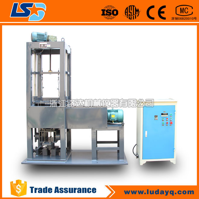 soil test machine