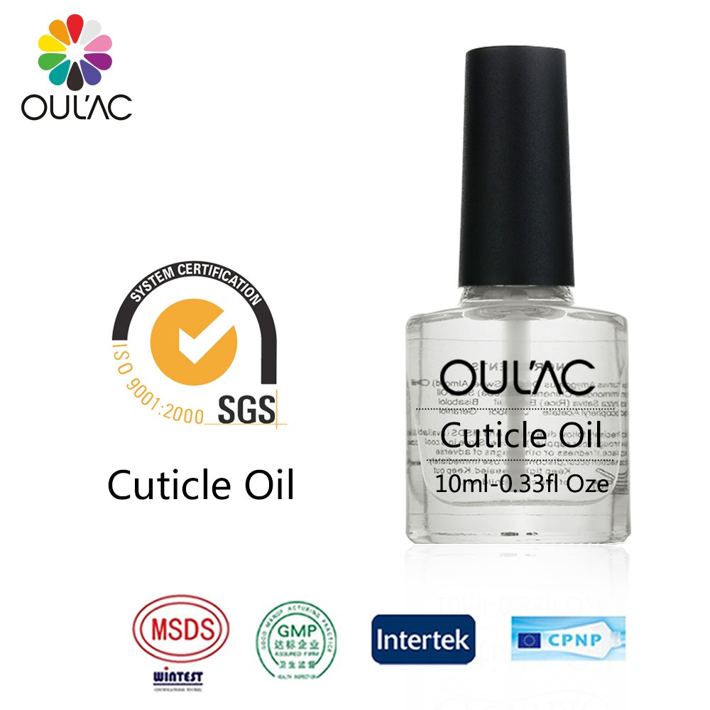 Excellent Quality New Design OULAC Cuticle Oil For Nail