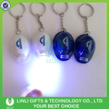 Advertising Customized Logo Led Safety Helmet Key Chain